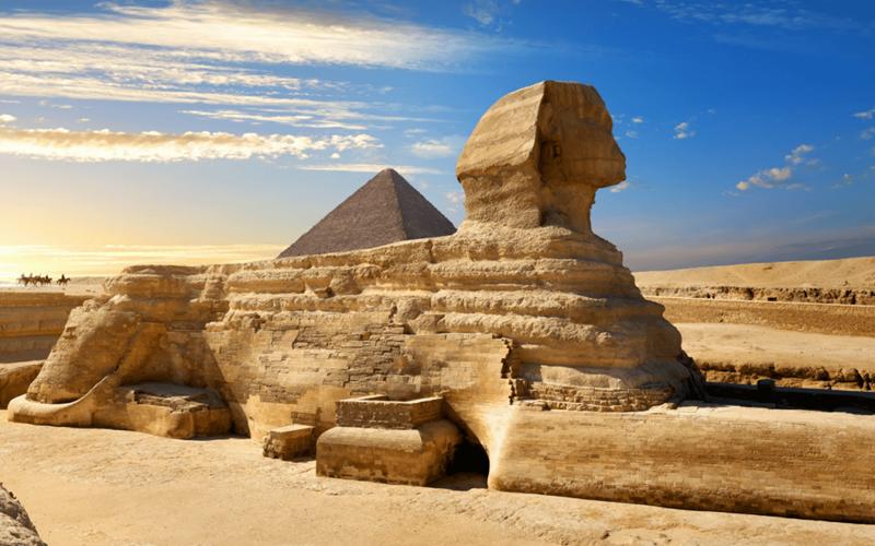 Egito na África, um dos 5 melhores lugares exóticos para conhecer