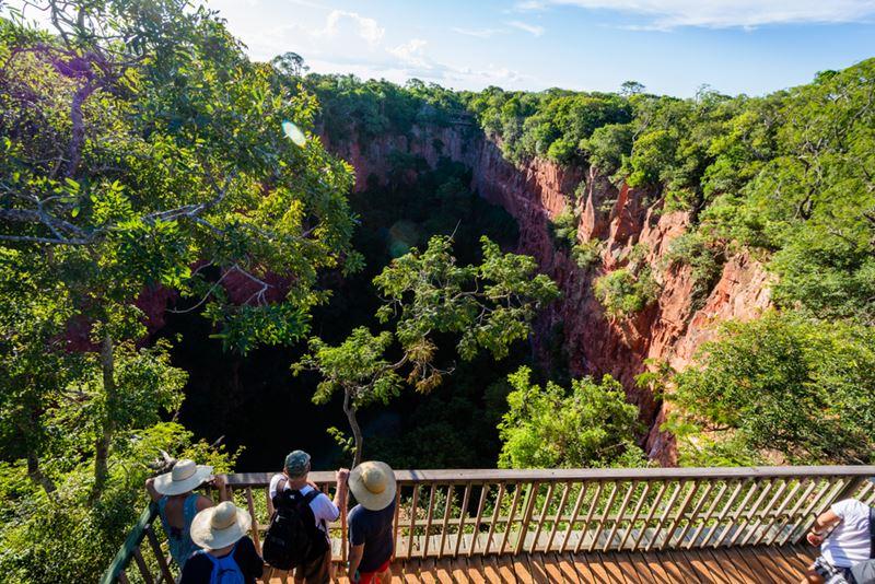 Pantanaal, Buraco das Araras em MS, um dos melhores lugares para viajar em outubro