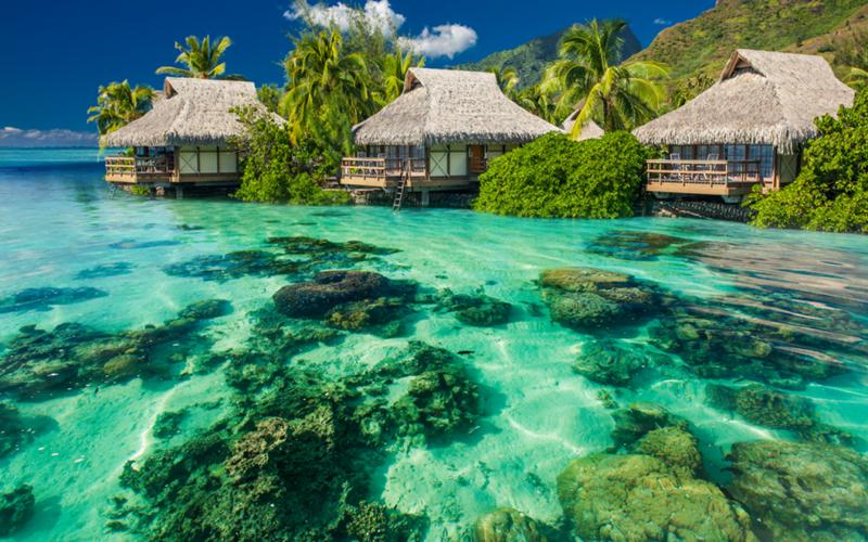 Taiti, um dos melhores lugares para viajar em outubro