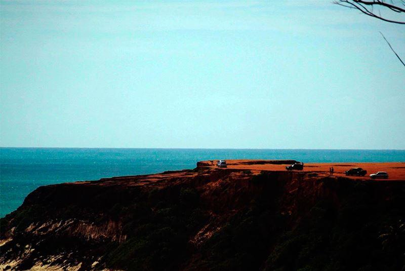 Chapada na praia da pipa, ótimo lugar para quem gosta de esportes