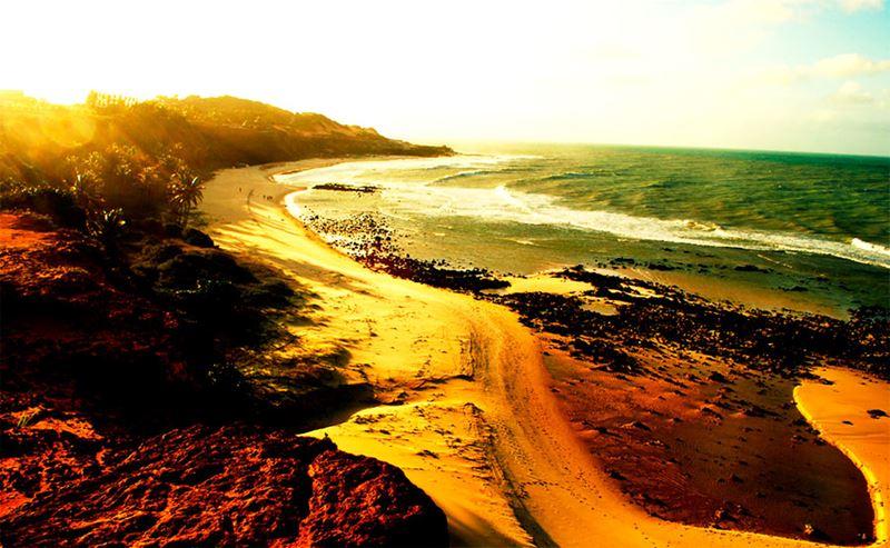 Praia da Pipa, a melhor época para o surfe