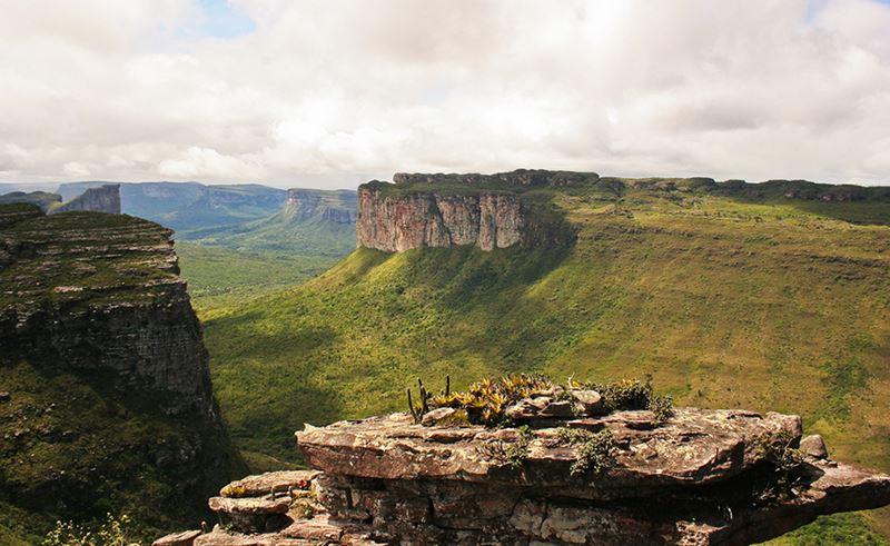 Chapada Diamantina, um maravilhoso lugar para fazer ecoturismo