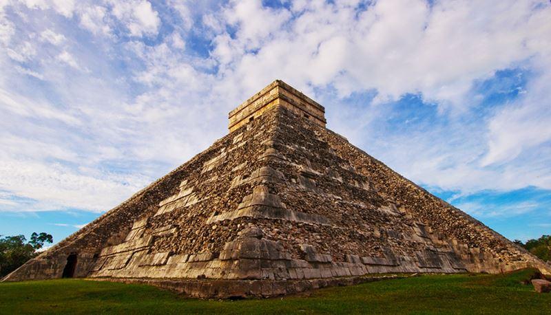 Chichen-Itzá, a maravilhosa atração turística de Cancún