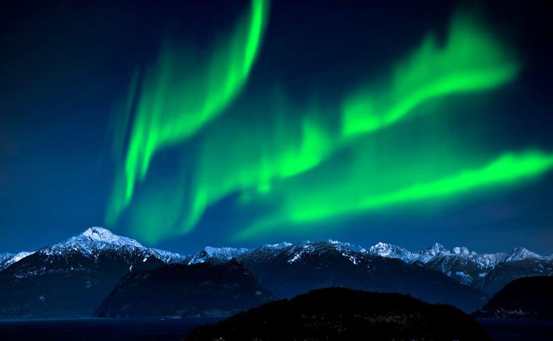 Aurora Boreal um dos 5 passeios noturnos ao redor do mundo