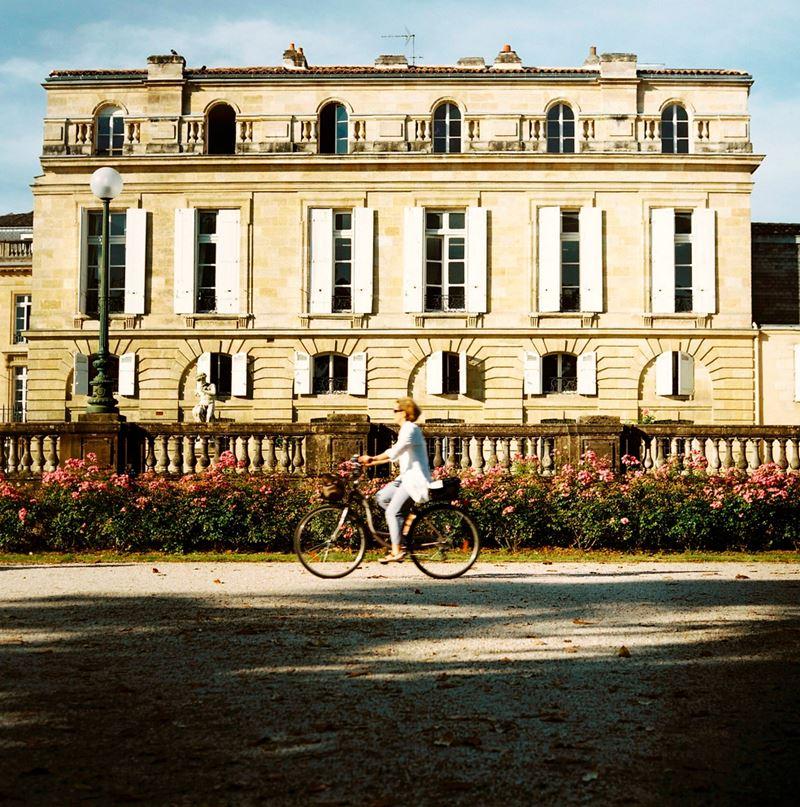 Cicloturismo por Bordeaux e Borgonha na França