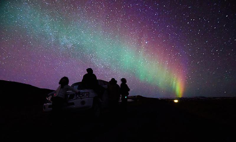 Onde ver a incrível Aurora Boreal