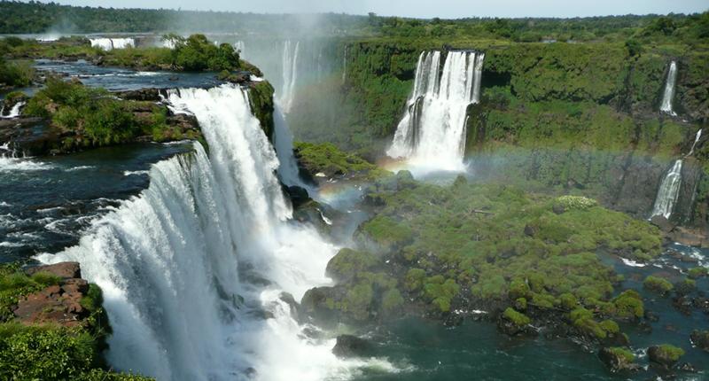 Parque Nacional da Tijuca, um dos Parques Nacionais mais visitados
