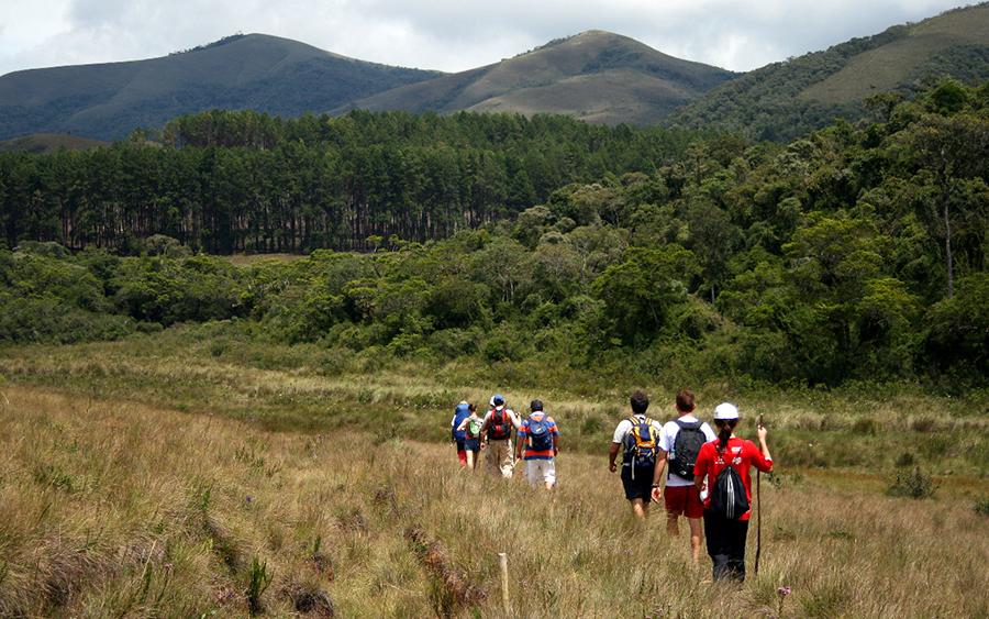 1-trekking