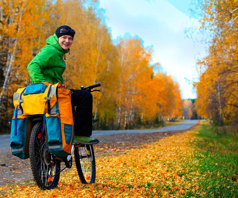Ciclismo Urbano e a baixa exigência física