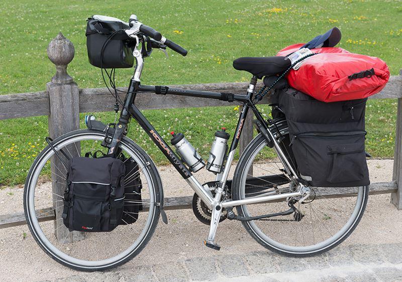 A importância do suporte de bagagem