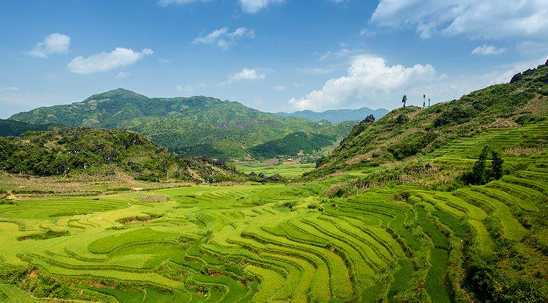 Pontos Turísticos do Vietnã do Norte