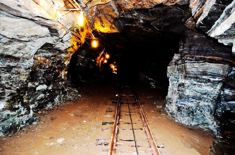 Mina de Ouro da Passagem, as cidades históricas de Minas Gerais