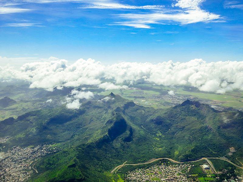 Monka Range, um dos lugares onde visitar nas Ilhas Mauritius
