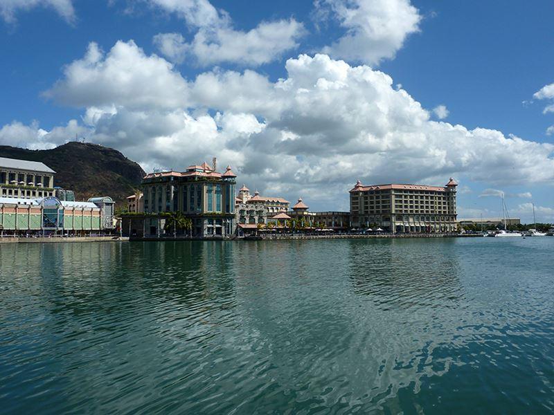 Port Louis, um dos lugares para conhecer nas Ilhas Mauritius