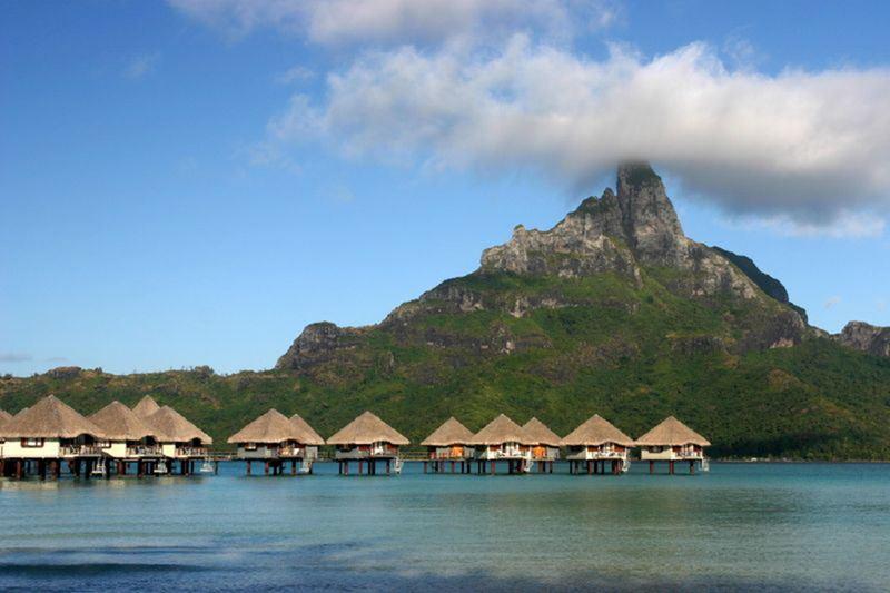 Bora Bora, uma das melhores ilhas do mundo