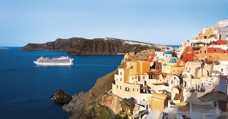 Santorini, uma das melhores ilhas do mundo