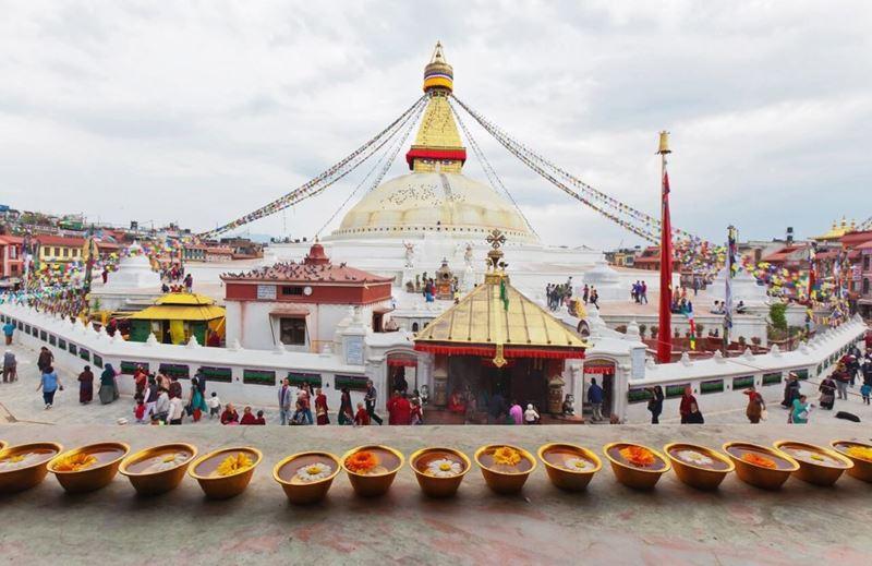 As incríveis cidades do Nepal