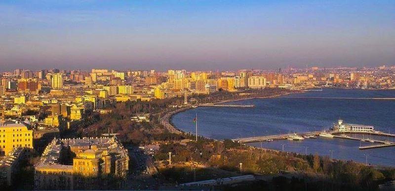 uma das 5 atrações turísticas de Baku, capital do Azerbaijão