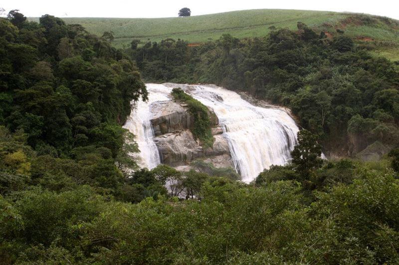 Cachoeira do Urubu, a famosa cachoeira para quem ama rapel