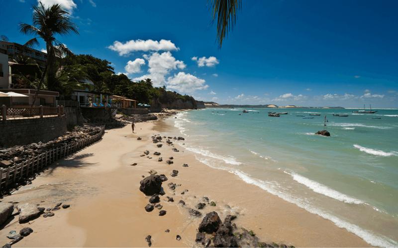 Praia da Pipa, e seu incrível visual