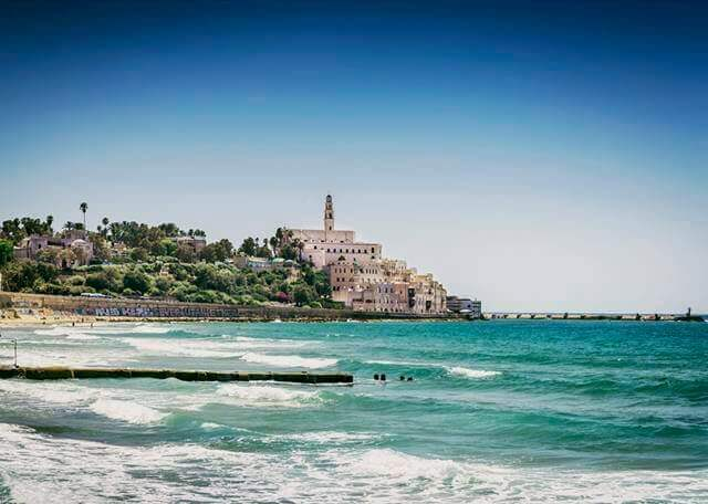 beach-by-jaffa-yafo-old-town-of-tel-aviv-israel