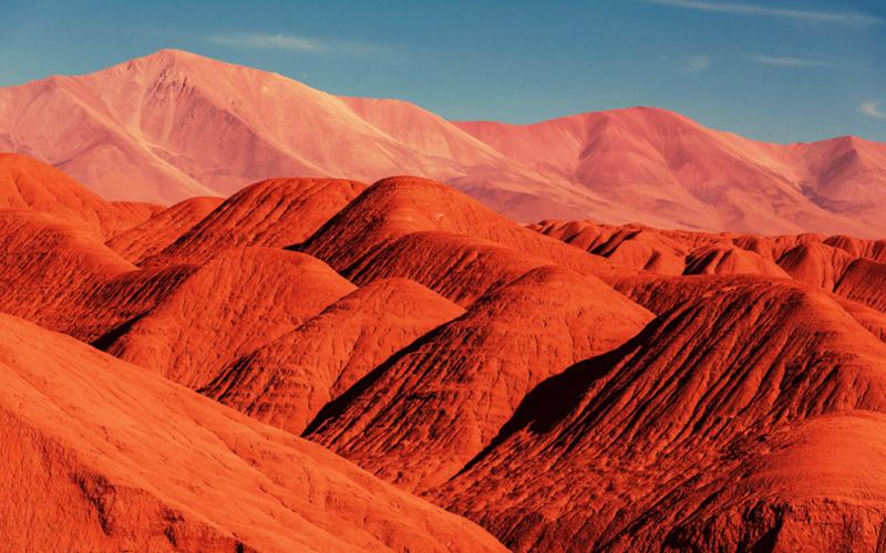 As belezas de Los Sietes Colores de Jujuy