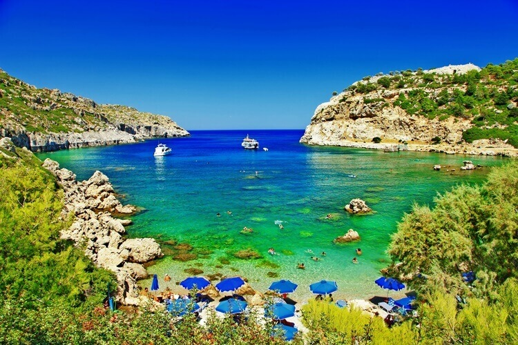 turquoise-beaches-of-rhodesgreece