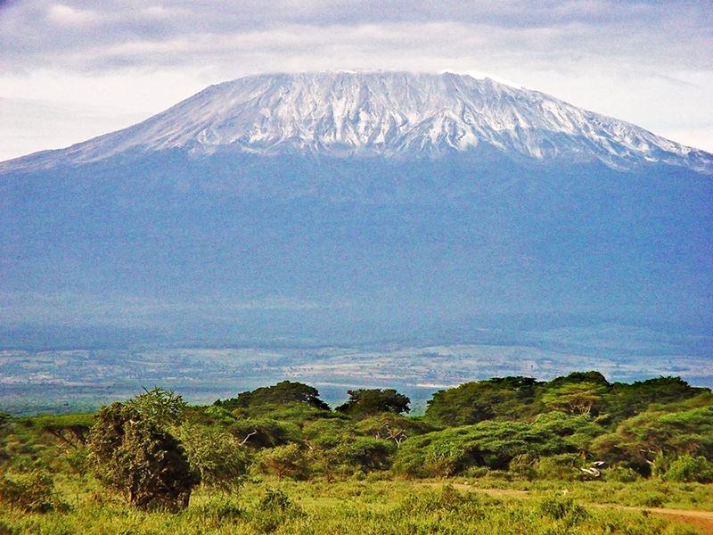 Monte Kilimanjo, as curiosidades da região