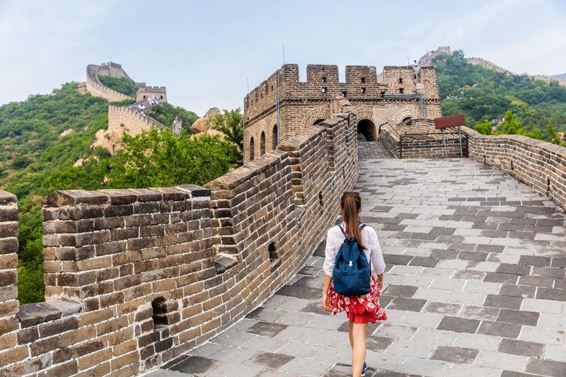 Muralha da China e suas curiosidades