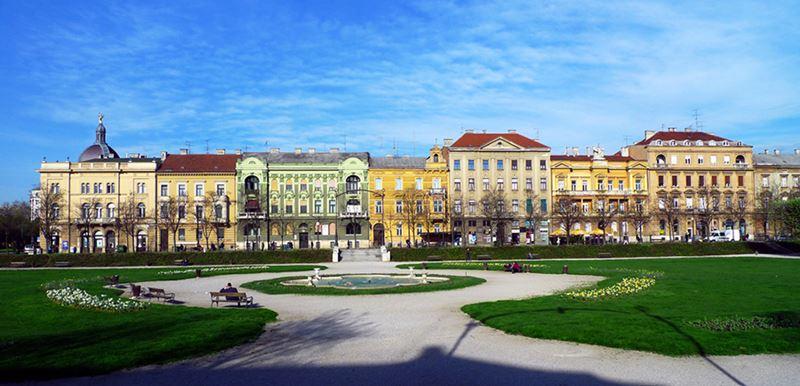 Conhecendo os pontos turísticos da Croácia em Zagreb