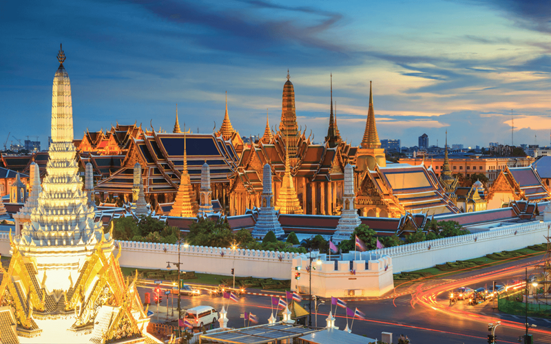 Tailândia, um dos 4 melhores lugares da Ásia para conhecer