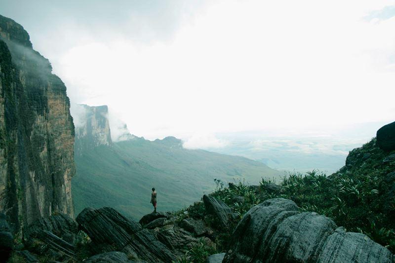 Trekking pelo Monte Roraima