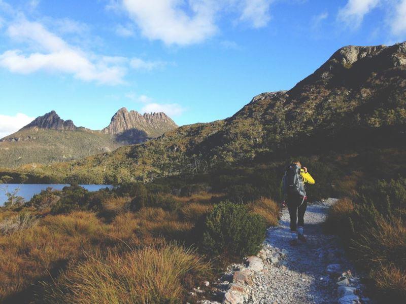 Road trip e trekking pela Tasmânia