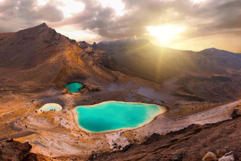 7 pontos turísticos na esplendida Nova Zelândia
