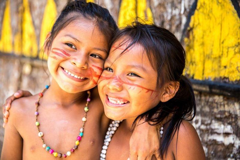 Amazônia, um dos melhores lugares para viajar com crianças no Brasil