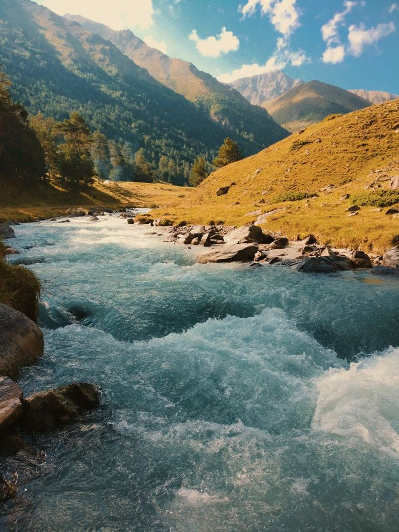 Atrações turísticas do Cáucaso