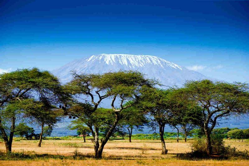 Quênia, um dos lugares para conhecer e se apaixonar