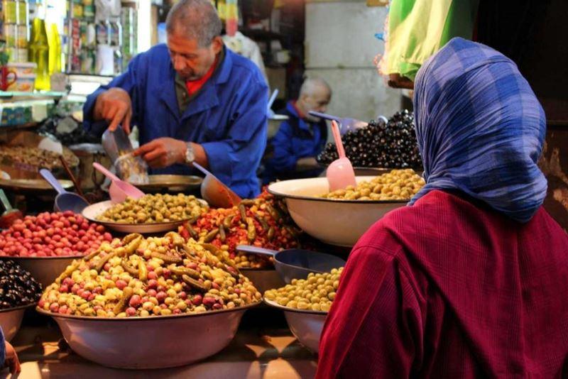 Atenção a roupas e calçados a viagem a Marrocos