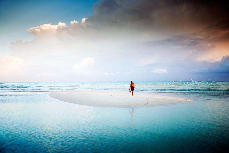 Caya Coco, um dos lugares mais lindos em Cuba
