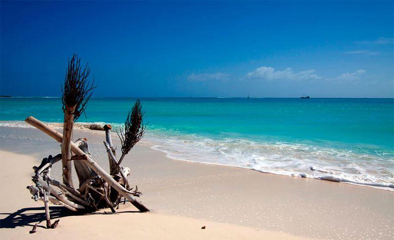 Playa Cayo Largo, um dos lugares da maravilhosa Cuba