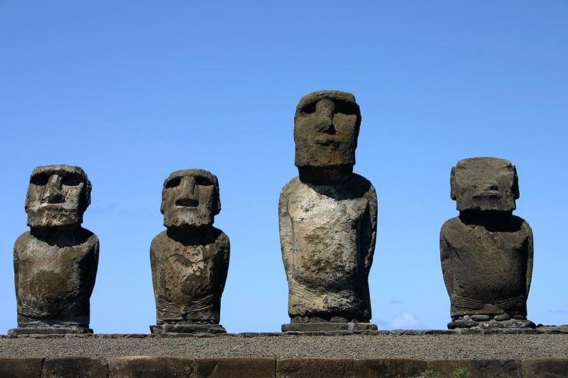 Ilha de Páscoa, um dos lugares mais românticos para viajar que nunca passaram pela sua cabeça