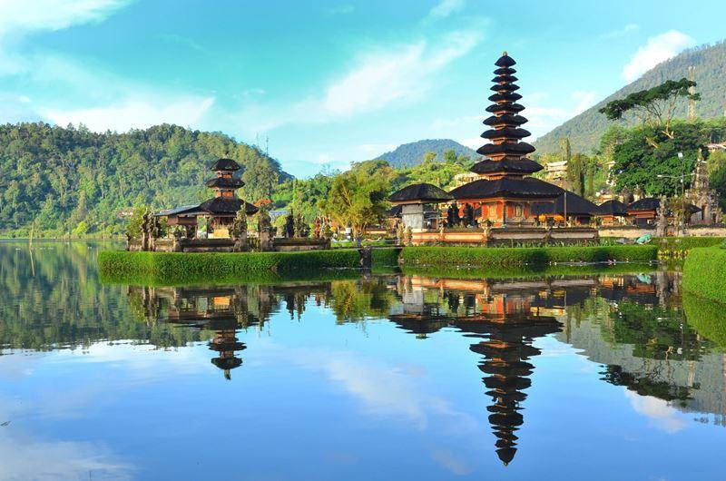 Bali na Indonésia, uma das magnificas ilhas para comemorar a lua de mel