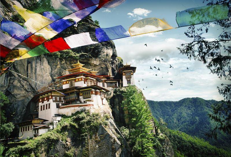 Butão, um dos 4 melhores lugares do mundo de ecoturismo