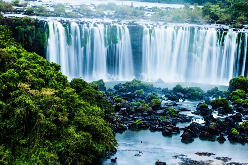 Foz do Iguaçu no Paraná, um dos ligares para viajar sozinho