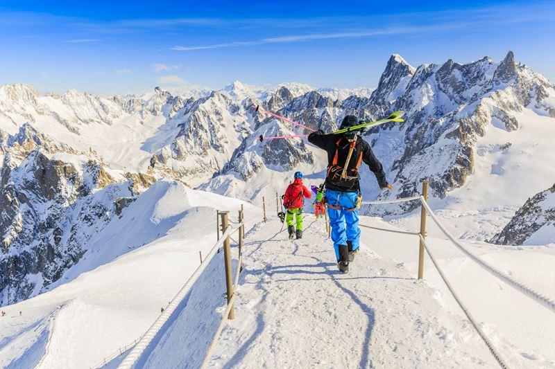 Mont Blanc, um dos 4 melhores lugares do mundo de ecoturismo