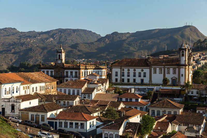 Ouro Preto de Minas Gerais, uma das cidades para viajar sozinha