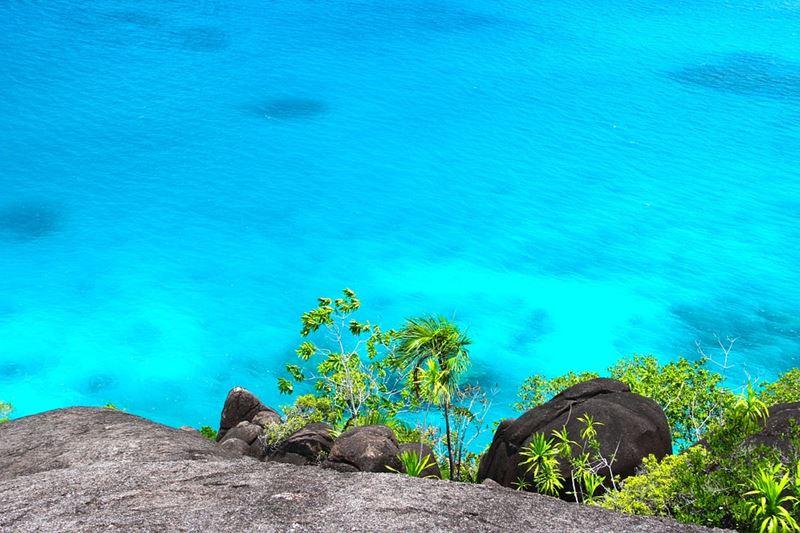 Ilha Seychelles, uma das magnificas ilhas para comemorar a lua de mel