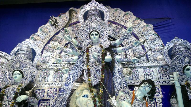 Durga Puja, um dos principais festivais na Índia que você precisa conhecer