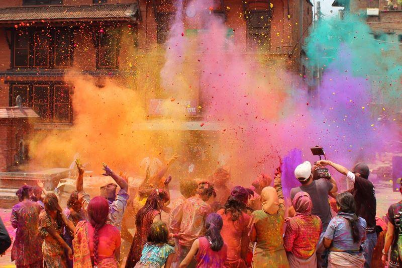 Holi, Festival das Cores, um dos principais festivais na Índia que você precisa conhecer