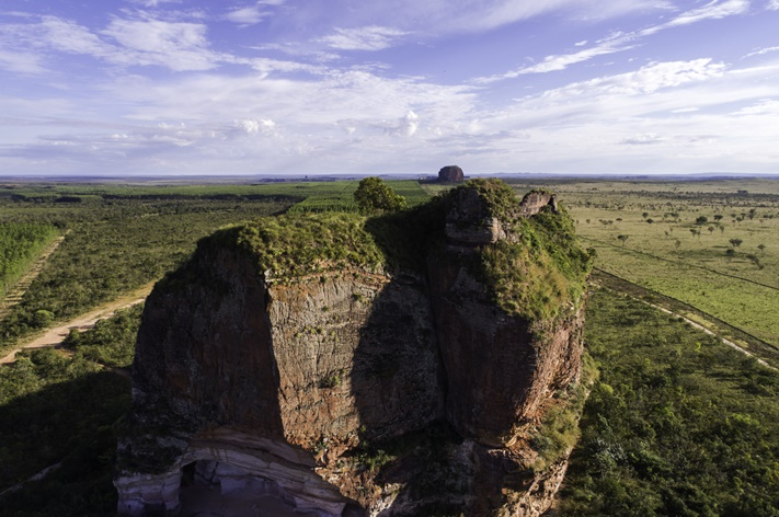 high-angle-view-of-pedra-furada-hill-in-jalapao-state-park-tocantins